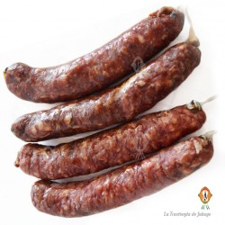 PACK OF WHITE CHORIZOS IBERIAN