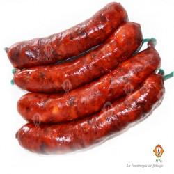 Pack de Chorizos Rojos