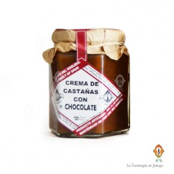 CREAM OF CHESTNUTS WITH CHOCOLATE