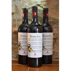 """BEMOLES"" WINE OF THE SIERRA DE ARACENA AND PICOS DE AROCHE"