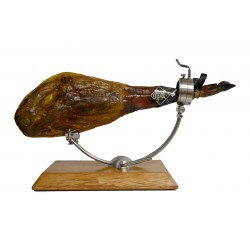 100% IBERIAN HAM OF ACORN (7 TO 7.5KG) DENOMINATION OF ORIGIN JABUGO.
