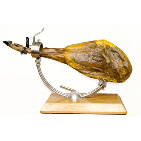 IBERIAN HAM OF ACORN (6A 6,5KG) BLACK PRECINCT