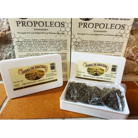 Granulados de Propóleos de 20 g