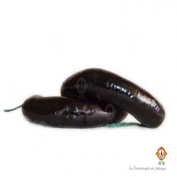 BLOOD SAUSAGE WITH HORSESHOOD FORM