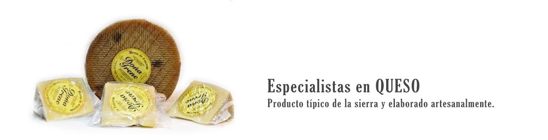 La Trastienda de Jabugo. Especialistas en quesos artesanales